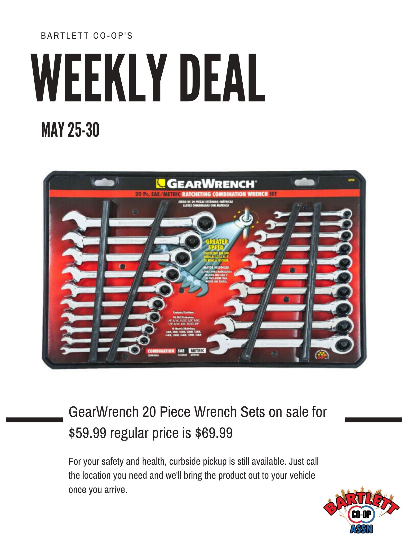 GearWrench Deal